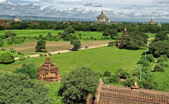 Leyendas de Birmania