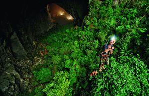 La cueva de Hang Son Doong, en Vietnam, una de las más grandes del mundo.