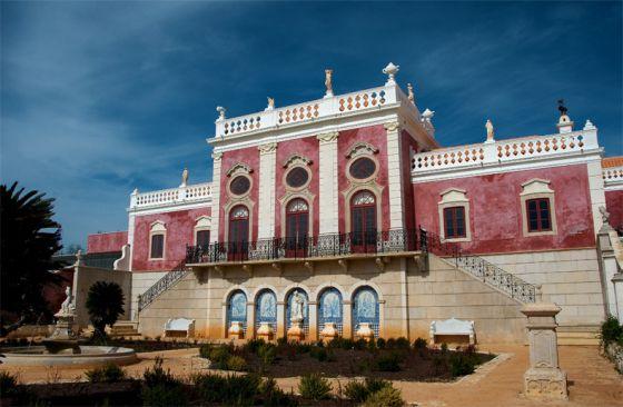 El Algarve, con un toque rococó
