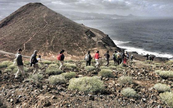 La Isleta, acceso restringido