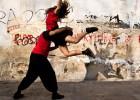 Danza vertical en Burgos