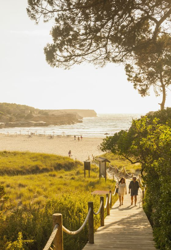 Baleares, 10 playas en la onda