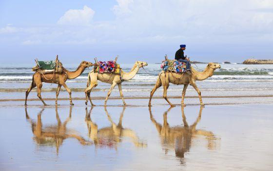 10 playas de Marruecos