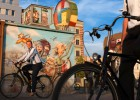 Una bicicleta en Berlín