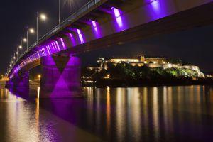 Fortaleza de Petrovaradin, en Novi Sad (Serbia), sede desde hace 15 años del Exit Festival, de música electrónica.