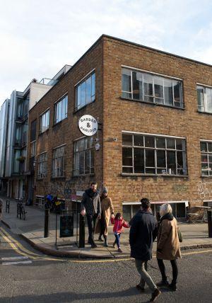 Barber & Parlour, en la calle Redchurch, en Londres.