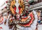Carnaval sambeño en Badajoz