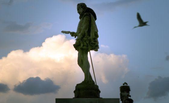 Alcalá, cuna del infinito Cervantes