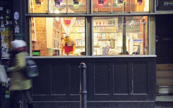 Tres planes curiosos en Londres