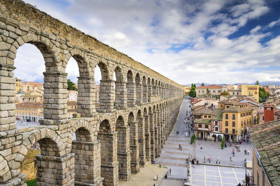 Monumentos patrimonio mundial en España (I)