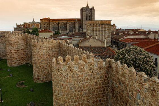 Ávila, guía mística