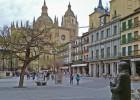 Recordando a Machado en Segovia