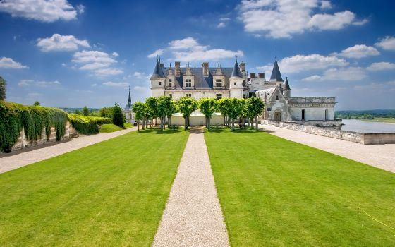 Nueve castillos magníficos del Loira