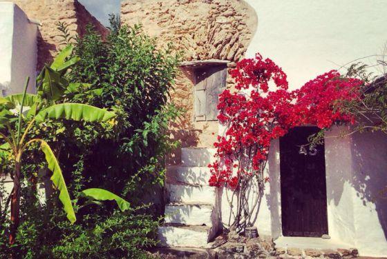 Can Domo, una Ibiza donde reina la calma