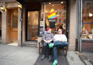Local de Big Gay Ice Cream, en Nueva York.