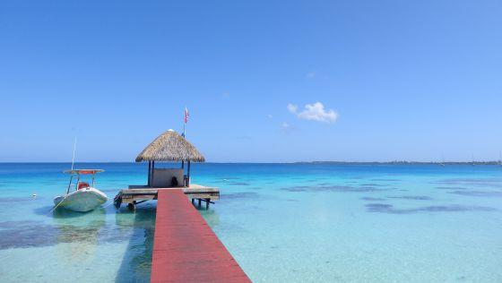 ¿Cómo viajar casi sin dinero por las islas del Pacífico?