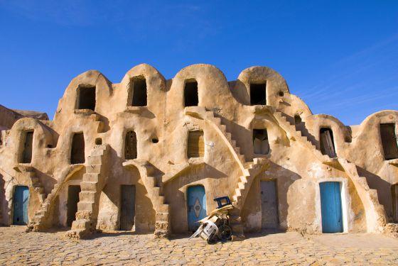 Túnez y los caballeros Jedi
