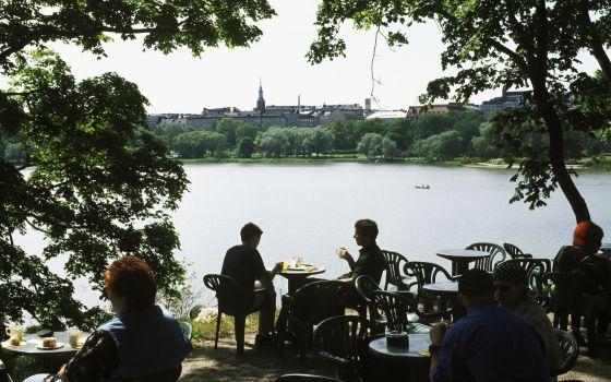 Helsinki desde sus terrazas