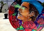 Arte callejero en Rabat
