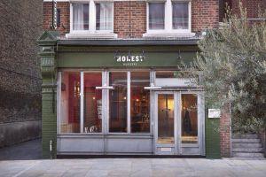 Honest Burger, una de las hamburgueserías más 'british' de Londres.