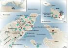 24 horas en La Valeta, el mapa