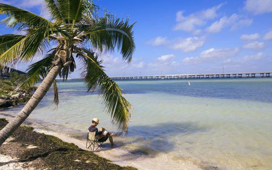 Como Hemingway en Key West