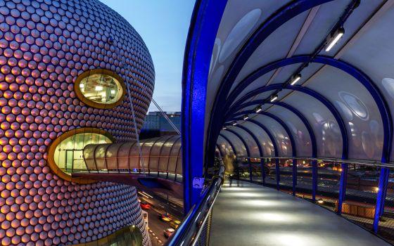 Birmingham, capital del 'curry'