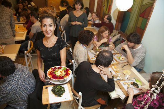 Ruta por 23 restaurantes veganos y vegetarianos de Madrid