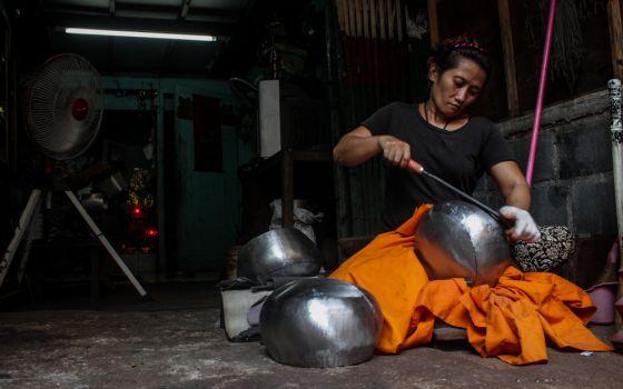 Los últimos artesanos de Bangkok