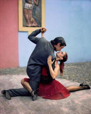tango en Buenos Aires.