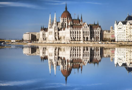 Budapest de cuento