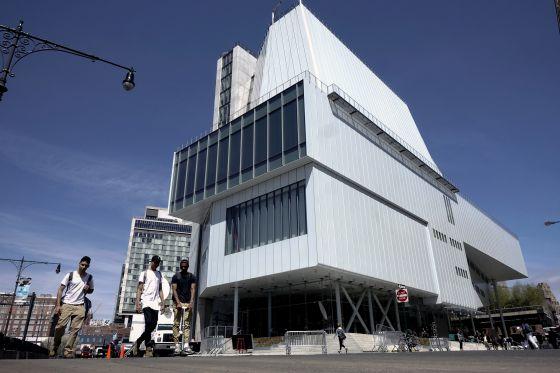 La nueva sede del Museo Whitney, de Renzo Piano.