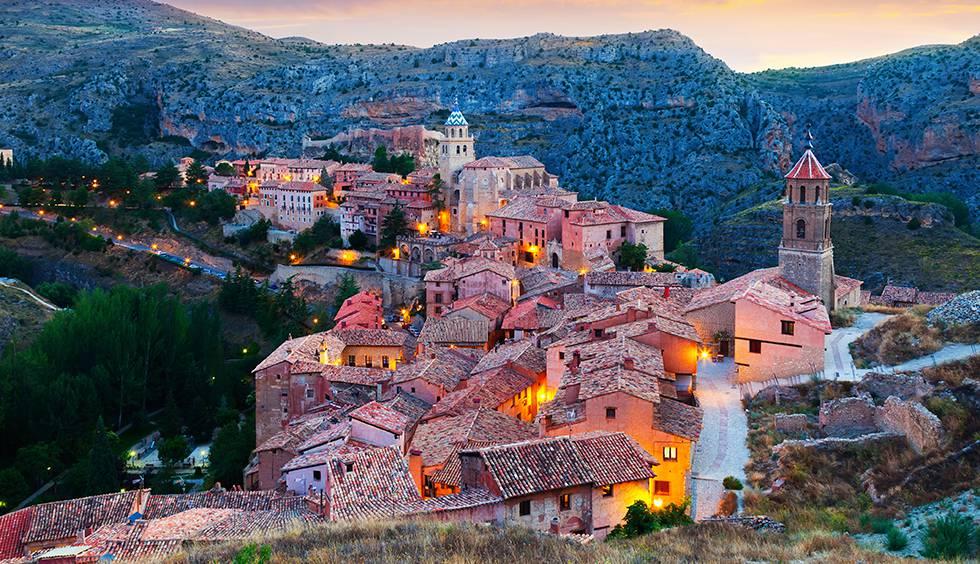 Los pueblos más bonitos de España (I)