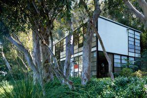 Casa estudio de Charles y Ray Eames, en California.