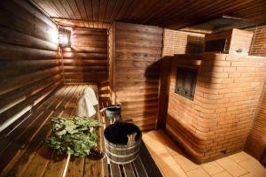 Mytninskiye Bani, el 'banya' (baño) más antiguo de San Petersburgo.