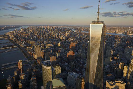 Rascacielos de Nueva York.