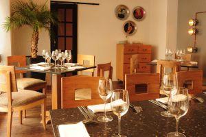 Sala del restaurante LEO, de la chef Leonor Espinosa, en Bogotá.