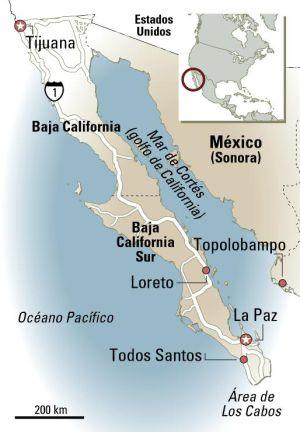 Radiante Baja California