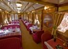 Así se viaja en un tren de lujo