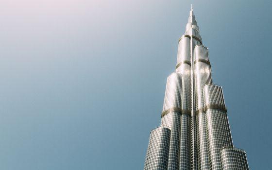 El edificio Burj Khalifa, en Dubái
