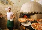 Pizza 'per tutti' en Nápoles