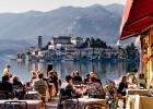 Los grandes lagos italianos