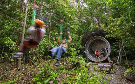 10 selvas llenas de acción