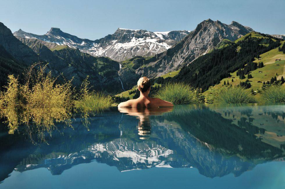 Las piscinas de hotel más alucinantes