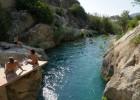 12 playas de agua dulce