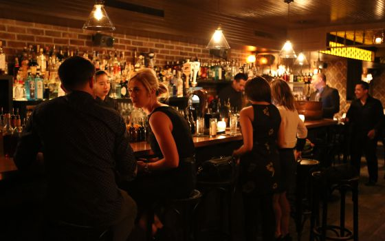 Bathtub Gin Bar, en Nueva York