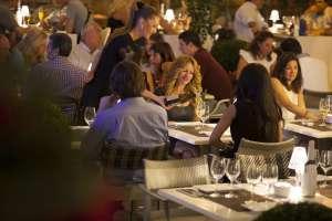 Restaurantes en madrid tacos para la noche golfa de for Terrazas nocturnas madrid