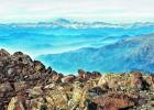 La montaña que fascinó a Darwin
