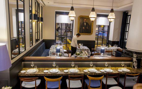 Restaurantes en madrid narciso recetas sencillas entre - Restaurante colombianos en madrid ...