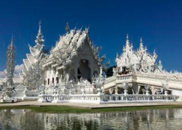 Un templo budista muy pop